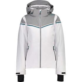 CMP Campagnolo 39W1576 Zip Hood Jacket Women bianco